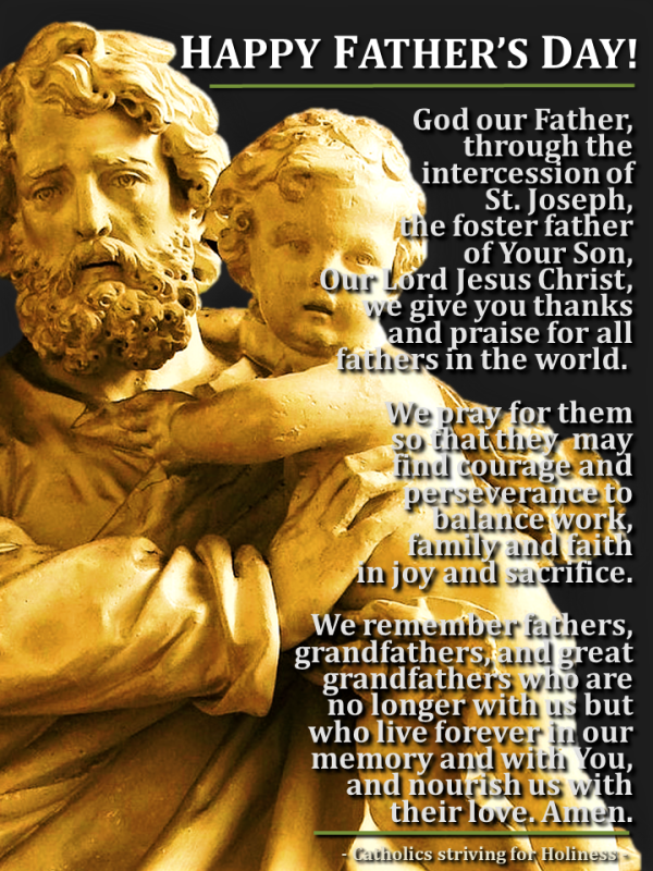 Father's Day Prayer