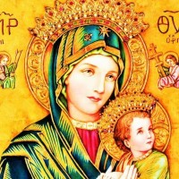 DAY 6 OF THE NOVENA TO OUR MOTHER OF PERPETUAL HELP.