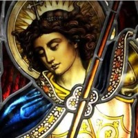 PRAYERS TO ST. MICHAEL, ST. GABRIEL, AND ST. RAPHAEL.