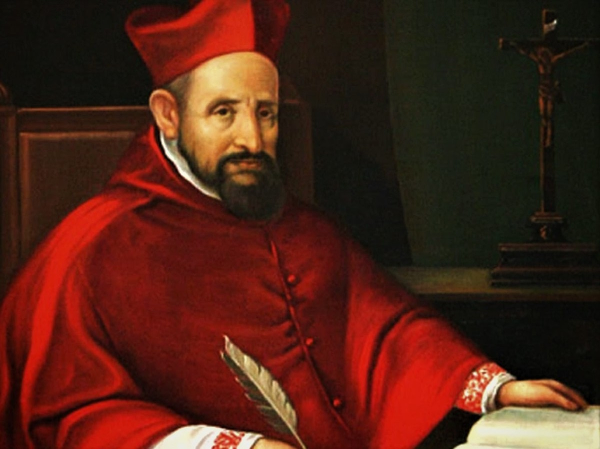 Sept. 17: ST. ROBERT BELLARMINE,  Bishop and Doctor of the Church [Optional Memorial]