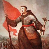 Oct. 23: St. JOHN CAPISTRANO, Priest. THE LIVES OF GOOD PRIESTS BRING LIGHT AND SERENITY (St. John Capistrano)