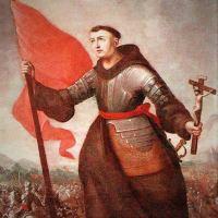 Oct. 23: St. JOHN CAPISTRANO, Priest. THE LIVES OF GOOD PRIESTS BRING LIGHT AND SERENITY (St. John Capistrano)