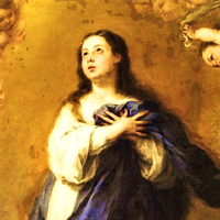 Nov. 30: HAIL MARY, FULL OF GRACE. DAY 1, NOVENA TO THE IMMACULATE CONCEPTION.