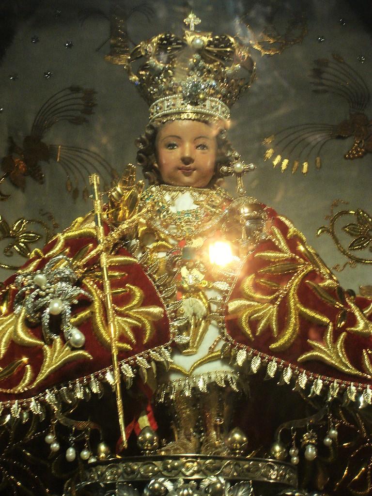 Santo Niño de Cebu, original image