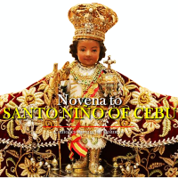 NOVENA TO SANTO NIÑO OF CEBU