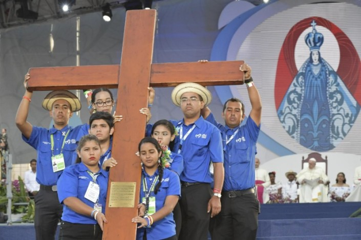 WYD 2019 Way of the Cross