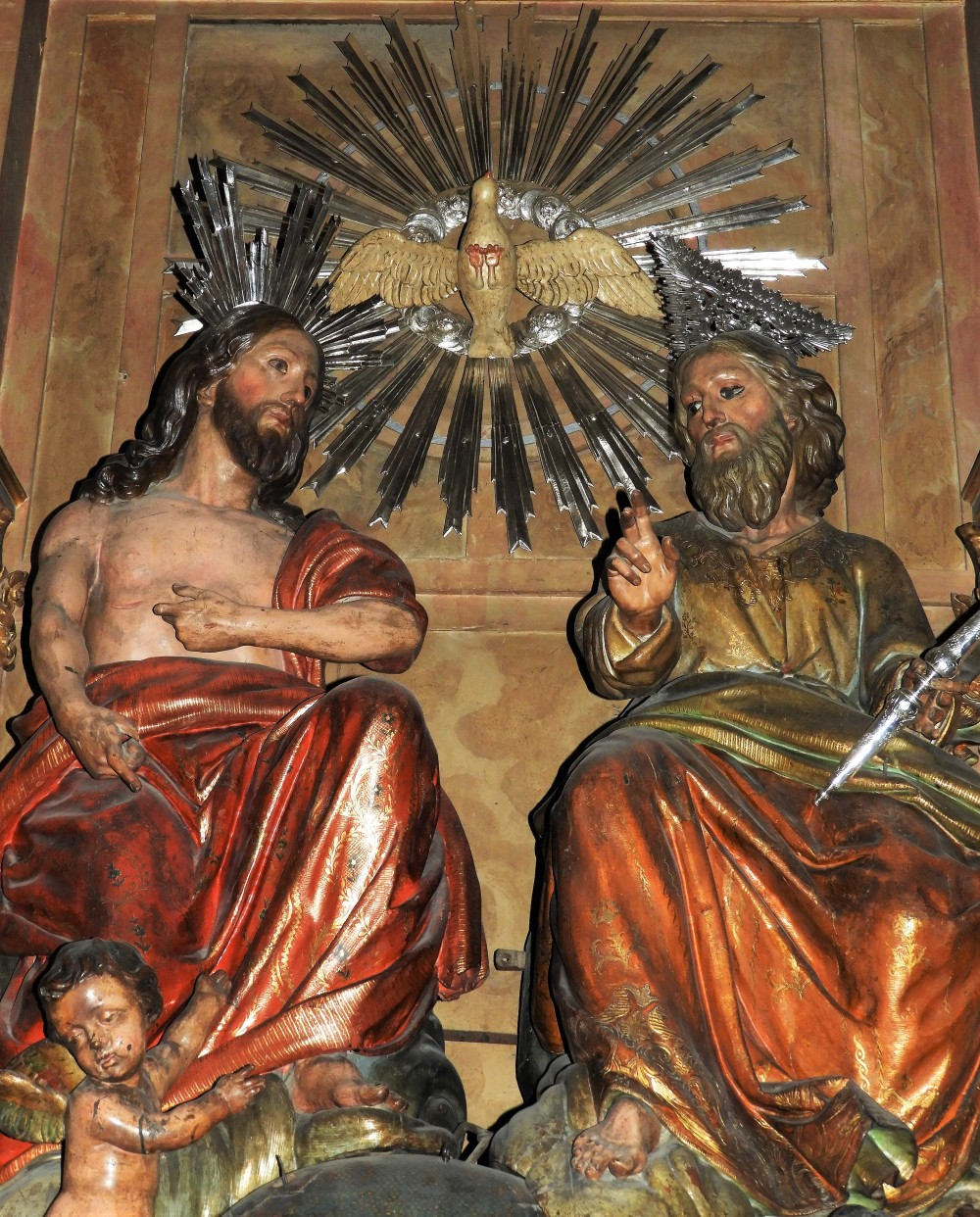 Most Holy Trinity, Blessed Trinity, Triune God,
